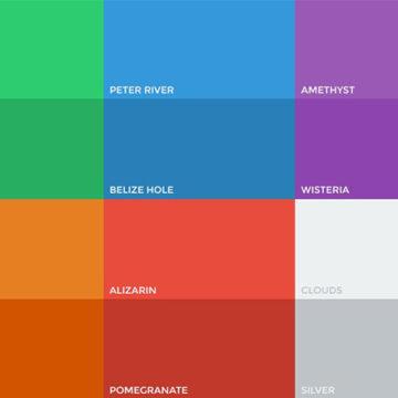 Colores de la suerte para Sagitario