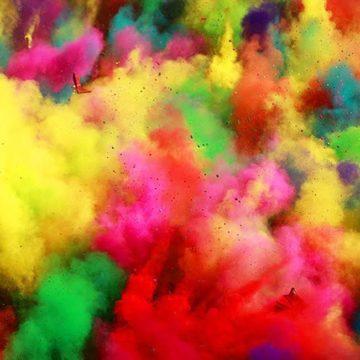 Colores de la suerte para nativos taurinos