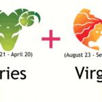 Como se llevan Aries y Virgo
